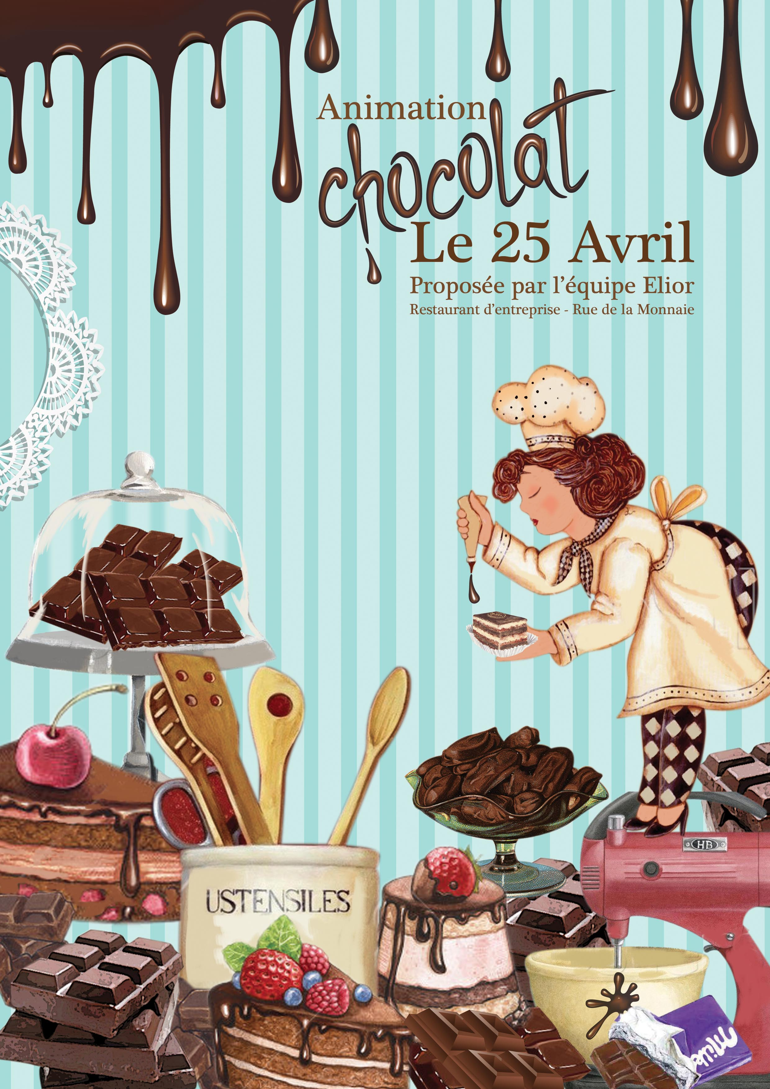 chocolat A4